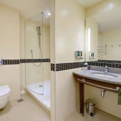 Гостиница Hampton by Hilton Волгоград Профсоюзная ванная