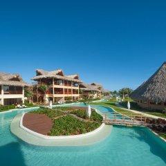 Отель Zoetry Agua Punta Cana All Inclusive бассейн