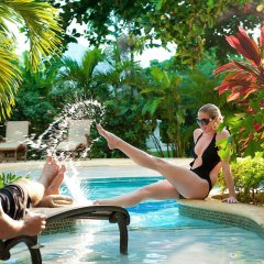 Отель Sandals Royal Caribbean & Private Island All Inclusive Couples Only бассейн фото 2