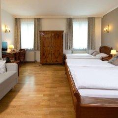 Отель Achat Plaza Zum Hirschen Зальцбург комната для гостей фото 3