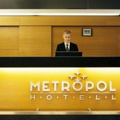 Отель Metropol (Таллинн) интерьер отеля фото 2