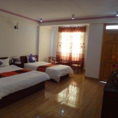 Отель Sapa Mountain City Hotel Вьетнам, Шапа - отзывы, цены и фото номеров - забронировать отель Sapa Mountain City Hotel онлайн комната для гостей фото 2