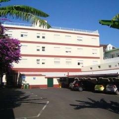 Отель Residencial Sete Cidades Понта-Делгада парковка
