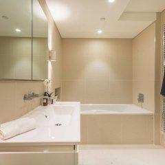 Отель Urban Chic - Chiltern and Baker Великобритания, Лондон - отзывы, цены и фото номеров - забронировать отель Urban Chic - Chiltern and Baker онлайн ванная фото 2