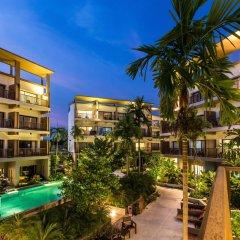 Отель Deevana Plaza Krabi балкон