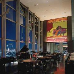 Отель Park Hyatt Tokyo Токио гостиничный бар