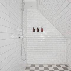 Отель Rosenborg Hotel Apartments Дания, Копенгаген - отзывы, цены и фото номеров - забронировать отель Rosenborg Hotel Apartments онлайн ванная