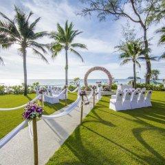 Отель Katathani Phuket Beach Resort