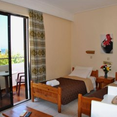 Отель Yiorgos Греция, Кос - отзывы, цены и фото номеров - забронировать отель Yiorgos онлайн комната для гостей