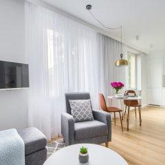 Отель P&O Apartments Bialobrzeska 2 Польша, Варшава - отзывы, цены и фото номеров - забронировать отель P&O Apartments Bialobrzeska 2 онлайн комната для гостей фото 2