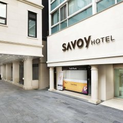 Savoy Hotel парковка