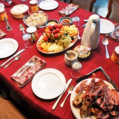 Отель Dickinson Guest House питание фото 3
