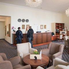 Отель Windsor Spa Карловы Вары интерьер отеля