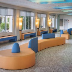 Hotel Serhs Oasis Park интерьер отеля