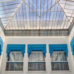Отель Palais Du Calife Riad & Spa Марокко, Танжер - отзывы, цены и фото номеров - забронировать отель Palais Du Calife Riad & Spa онлайн вид на фасад фото 2