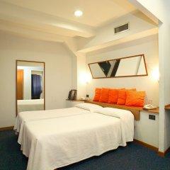 Отель Sunset Roma комната для гостей фото 4