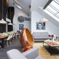 Отель EMPIRENT Rose Apartments Чехия, Прага - отзывы, цены и фото номеров - забронировать отель EMPIRENT Rose Apartments онлайн комната для гостей фото 5