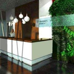 Отель Oxygen Residence Варшава интерьер отеля