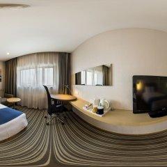 Отель Holiday Inn Express Shanghai New Hongqiao комната для гостей фото 4