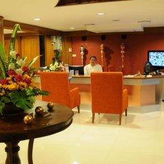 Отель Lullaby Inn Бангкок интерьер отеля