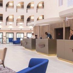 Radisson Blu Hotel Lyon интерьер отеля