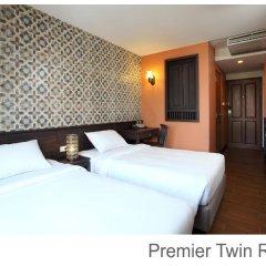 Отель Rambuttri Village Inn & Plaza 3* Стандартный номер с различными типами кроватей фото 19