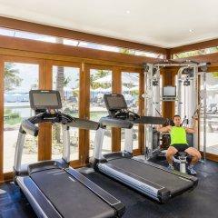 Отель Sofitel Fiji Resort And Spa фитнесс-зал фото 3