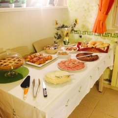 Отель Villa Poggio Ulivo B&B Relais Риволи-Веронезе питание фото 3