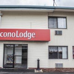 Отель Econo Lodge Saint Louis США, Сент-Луис - отзывы, цены и фото номеров - забронировать отель Econo Lodge Saint Louis онлайн вид на фасад