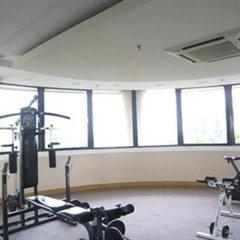 Апартаменты Cityview Serviced Apartment Ho Chi Minh City фитнесс-зал