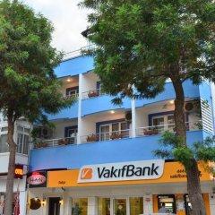 Отель Antalyali Han Otel парковка