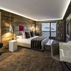 Hotel Koh-I Nor Val Thorens комната для гостей