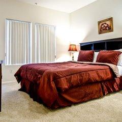 Отель Medici Apartel Лос-Анджелес комната для гостей фото 2