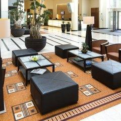 Отель Crowne Plaza Brussels Airport интерьер отеля