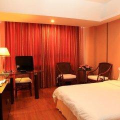 Отель Hedong Citycenter Hotel Китай, Шэньчжэнь - отзывы, цены и фото номеров - забронировать отель Hedong Citycenter Hotel онлайн комната для гостей фото 5