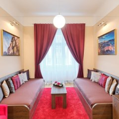 Отель Residence Milada Чехия, Прага - отзывы, цены и фото номеров - забронировать отель Residence Milada онлайн комната для гостей фото 9
