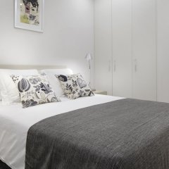Отель Oteiza Apartment by FeelFree Rentals Испания, Сан-Себастьян - отзывы, цены и фото номеров - забронировать отель Oteiza Apartment by FeelFree Rentals онлайн комната для гостей фото 4