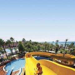 Paloma Grida Resort & Spa Турция, Белек - 8 отзывов об отеле, цены и фото номеров - забронировать отель Paloma Grida Resort & Spa - All Inclusive онлайн балкон