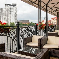 Гостиница Кайзерхоф (Kaiserhof) в Калининграде - забронировать гостиницу Кайзерхоф (Kaiserhof), цены и фото номеров Калининград балкон