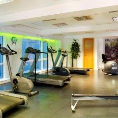 Отель Park Plaza Riverbank London фитнесс-зал