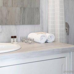 Отель Olia Hotel Греция, Турлос - 1 отзыв об отеле, цены и фото номеров - забронировать отель Olia Hotel онлайн ванная