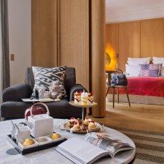 Отель Hôtel Vernet в номере