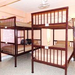 Jinda Hostel балкон