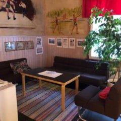 Отель Hostel Ukonlinna Финляндия, Иматра - отзывы, цены и фото номеров - забронировать отель Hostel Ukonlinna онлайн интерьер отеля фото 3