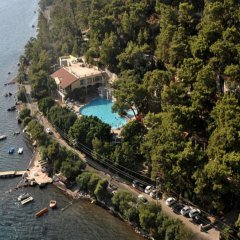 Отель Club Nimara Beach Resort Otel - All Inclusive Мармарис пляж