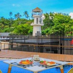 Отель Pool Access By Punnpreeda Beach Resort балкон