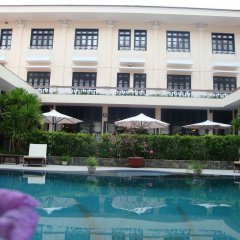 Отель Villa Hue бассейн фото 2