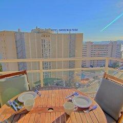 Отель Carvajal Seafront Penthouse Испания, Фуэнхирола - отзывы, цены и фото номеров - забронировать отель Carvajal Seafront Penthouse онлайн балкон