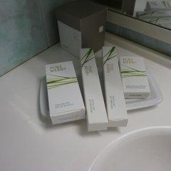 Отель Terme Millepini Италия, Монтегротто-Терме - отзывы, цены и фото номеров - забронировать отель Terme Millepini онлайн ванная фото 2