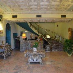 Taormina Park Hotel интерьер отеля